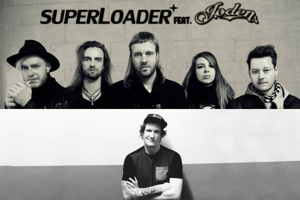 Superloader + Jøden 13.05.2017