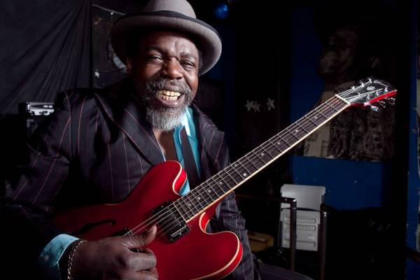 Lurrie Bell and his real Chicago Blues Band 14.05.2017